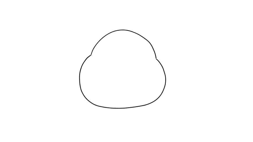 ぼーる丸描き手順2