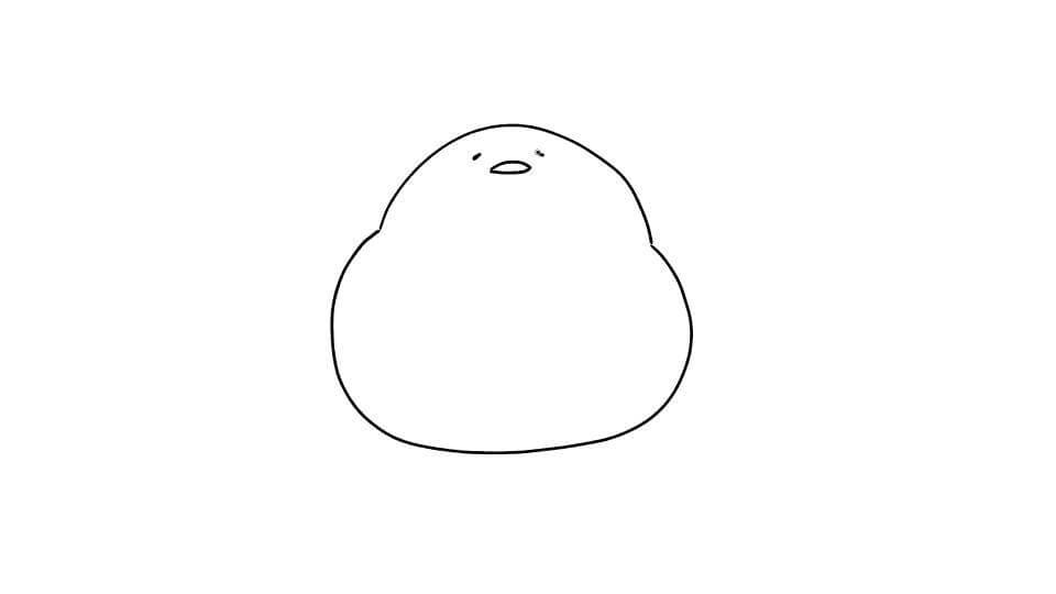 ぼーる丸描き手順3