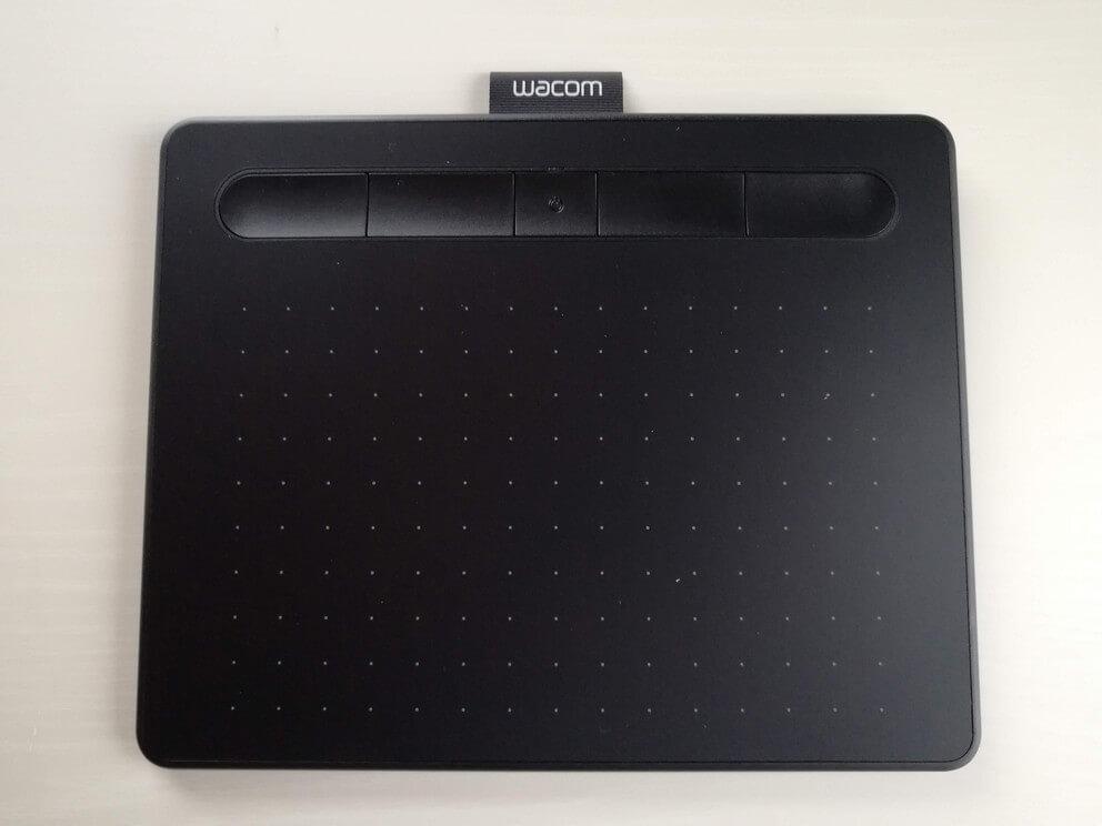 Wacom Intuos Smallワイヤレス ペンタブ