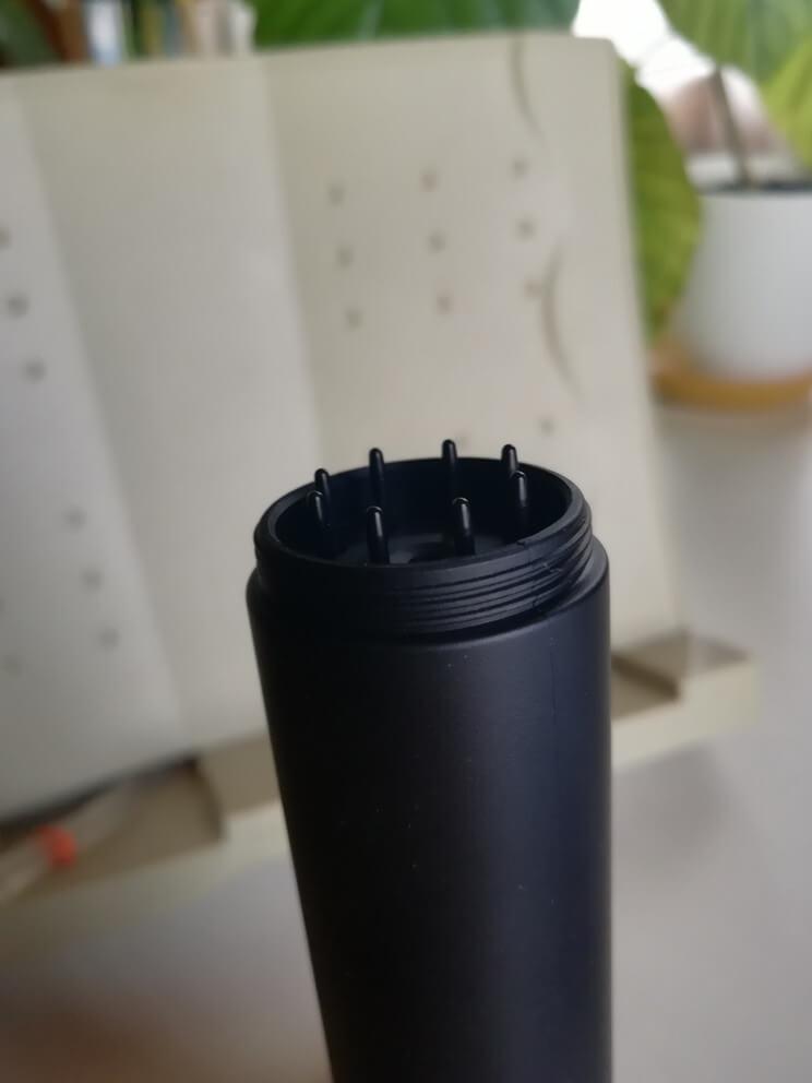XP-Pen Artist12 芯入れ中身