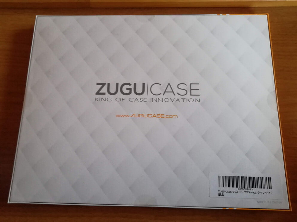 ZUGU CASE The Muse 箱