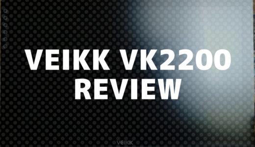 VEIKK VK2200レビュー!5万円以下で買える22インチの液タブ!